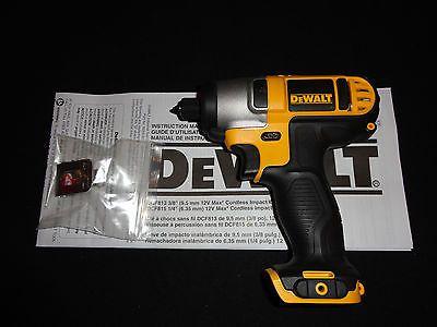 Cordless Drills 184655 Dewalt Dcf815 12 Volt 1 4 Impact Driver 12v New W Belt Hook Buy It Now Only 49 99 On Ebay C Dewalt Impact Driver Cordless Drills
