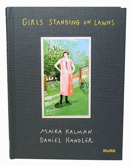 Pin By Aleksandra Zinevich On Art Girl Standing Maira Kalman Maira