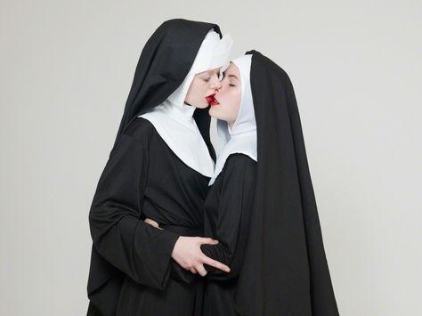 Tyler Shields, Nuns, Miller Gallery