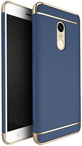 huge selection of ac273 5e1da Get an Mi Redmi Note 4 Back Cover BY MOBI CRAZE (Blue) only on ...