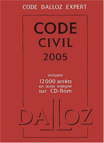 Telecharger Code Dalloz Expert Code Civil 2005 Pdf Par Xavier Henry Guy Venandet Georges Wiederkehr Francoi Livres A Lire Listes De Lecture Telechargement