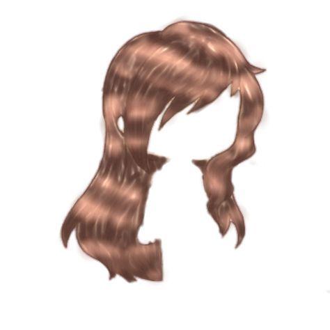 Pin By ѕna Ow On Gacha Life Base Eyes Hair Chibi Hair Hair Sketch Anime Hair