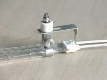 Quartz Glass Tube Heater Halogen Near Infrared Lamp For Hair