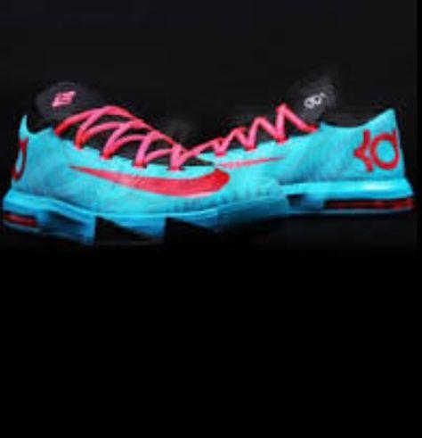 Nehmen Billig Deal Nike Kd 6s 599424806 Billig Schuhe Schwarz Rot