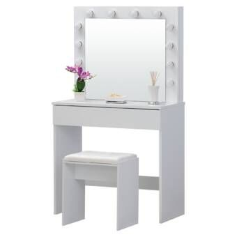 Astounding Brando Dressing Vanity With Mirror In 2019 Vanity Table Gmtry Best Dining Table And Chair Ideas Images Gmtryco