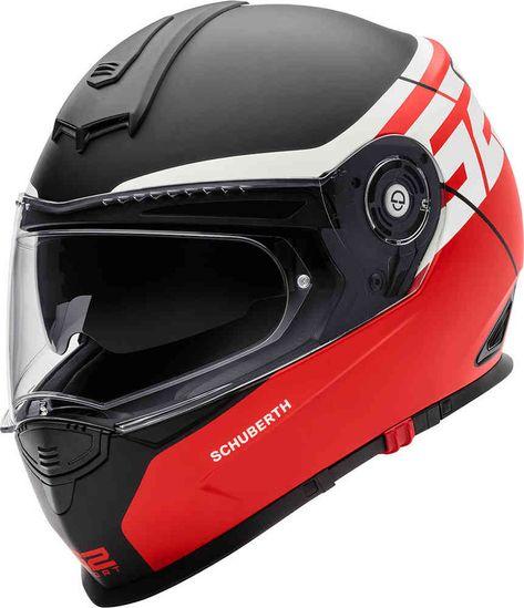 Schuberth S2 Sport Rush Casque Biker Helmets Sports Helmet