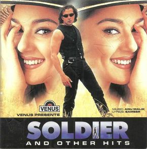 Soldier 1998 Flac Soldier Songs Bollywood Songs Bollywood Movie Songs