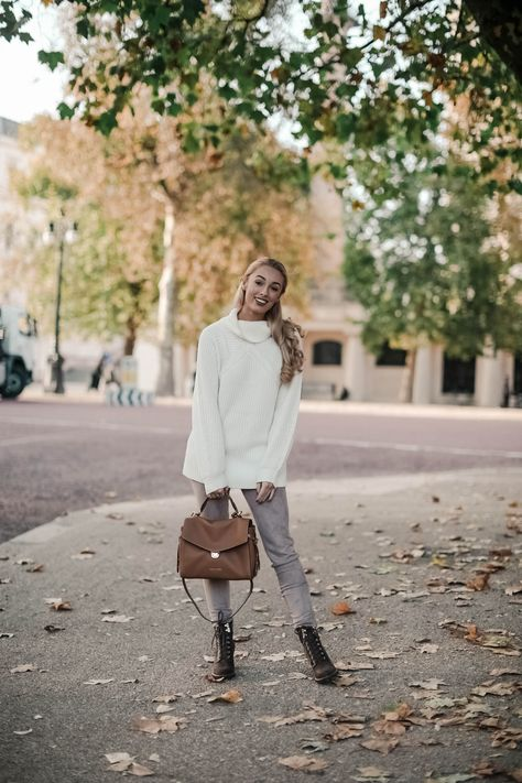 How To Master Dressing Comfortably This Winter - Fashion Mumblr