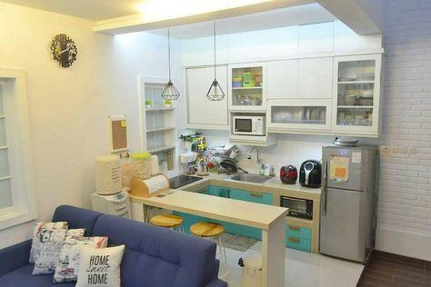 dekorasi dapur sederhana minimalis | ide dekorasi rumah