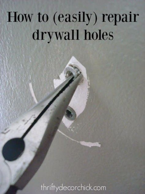 Pin By Marie Labriola On Home Repairs Repair Drywall Hole Home Repair Diy Home Repair