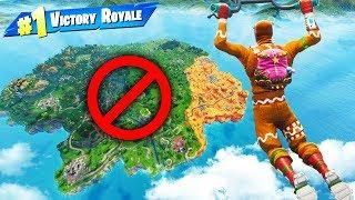 Can You Win Without Landing In Fortnite Battle Royale Fortnite Battle Challenges