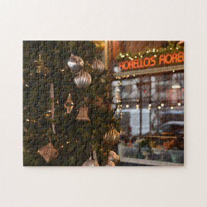 Christmas Trees 2020 Upper Manhattan Upper West Side Christmas Manhattan New York City Jigsaw Puzzle