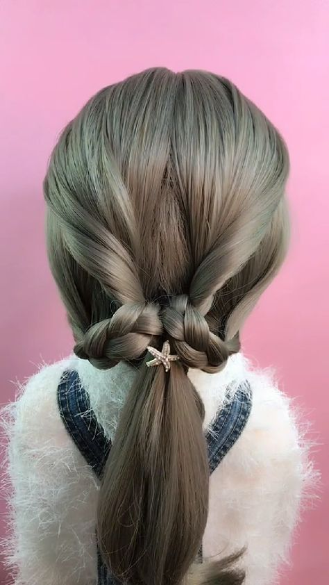 Hairstyle Tutorial 433