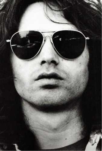 """I believe in a long, prolonged, derangement of the senses in order to obtain the unknown.""  ― Jim Morrison"