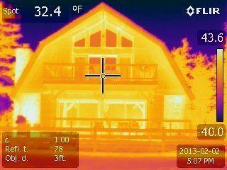 Flir For Home Inspection Flir One Vs Tg165 Or E4 E8 2019 Update Thermal Imaging Thermal Imaging Camera Thermal