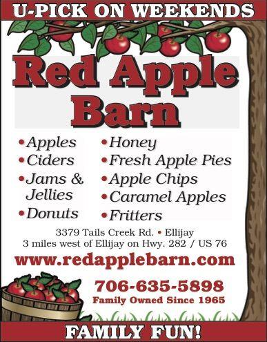 Red Apple Barn Ellijay Ga - HOME DECOR