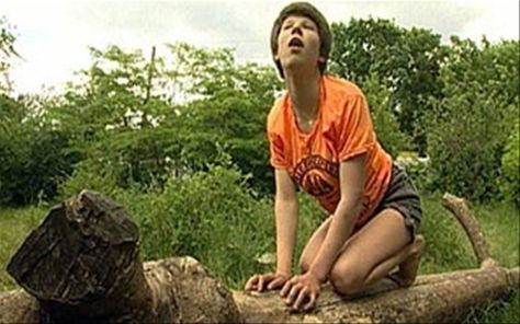 Oxana Malaya (Оксана Малая) (born November 4, 1983) was found as an 8-year-old feral child in Ukraine in 1991, having lived most of her life in the company of dogs.  She picked up a number of dog-like habits and found it difficult to master language. She has lived in the Baraboy Clinic in Odessa for people with mental disabilities since her discovery.  ======================  Oxana's drug addicted parents were unable to care for her, and at three years of age she was exiled from her home…