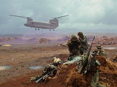 Khe Sanh, Vietnam, March 24,1971