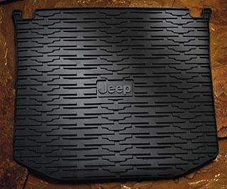 Mopar Cargo Tray Black With Jeep Logo 11 20 Grand Cherokee