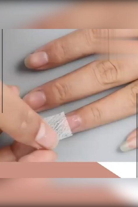 50% OFF Nail Tools New Nail Non-woven Silk