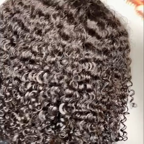 Shiny Dense Curls Virgin Human Hair 4