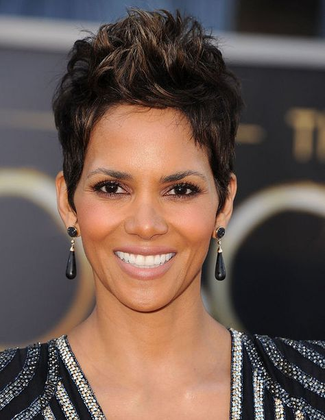 Halle Berry has experimented with her looks in a fantastic way. Check out the best Halle Berry Hairstyles and get inspired to try one of those for yourself.