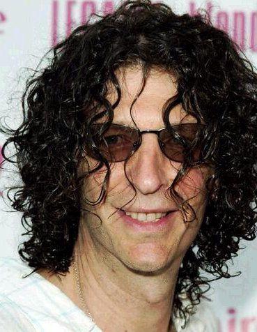 Howard Stern Long Curly Hair Howard Stern Hairstyle Zeckwmk Long Curly Hair Curly Hair Styles Hair Styles
