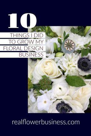 Florist In 2020 Flower Business Floral Design Business Florist Business Plan