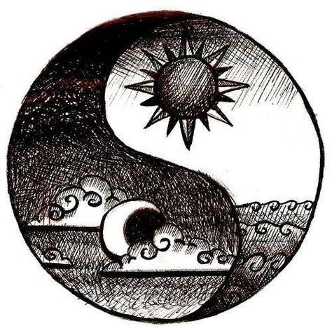 Voici quelque temps que je cherche à faire ce symbole en dentelle. Vous me connaissez, il me fallait savoir comment dessiner ce symbole. Une recherche avec Google, m'appris que des mathématiciens avaient déjà étudié la courbe qui sépare le yin et le yang.