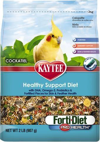 Kaytee Forti Diet Pro Health Cockatiel Birds Parrot Conure Birdsupplies Pet Birdfood Kaytee Exact Cockatiel Parakeet Lovebir Cockatiel Health Diet