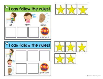 Portable Token Board Token Board Alphabet Activities Kindergarten Teacher Survival