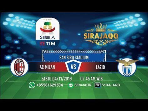 Prediksi Ac Milan Vs Lazio 04 November 2019 02 45 Wib 27 Oktober