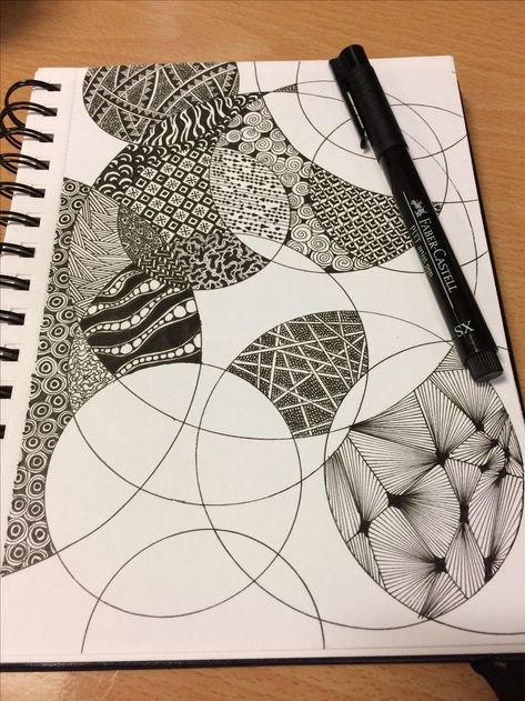Doodle Patterns 372039619216747238 - Zentangle structuur Source by Easy Doodle Art, Doodle Art Designs, Doodle Art Drawing, Zentangle Drawings, Mandala Drawing, Doodle Patterns, Cool Art Drawings, Zentangle Patterns, Art Drawings Sketches