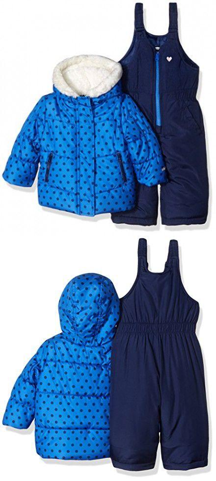 OshKosh BGosh Baby Boys Toddler Perfect Snowbib Snowsuit Skibib