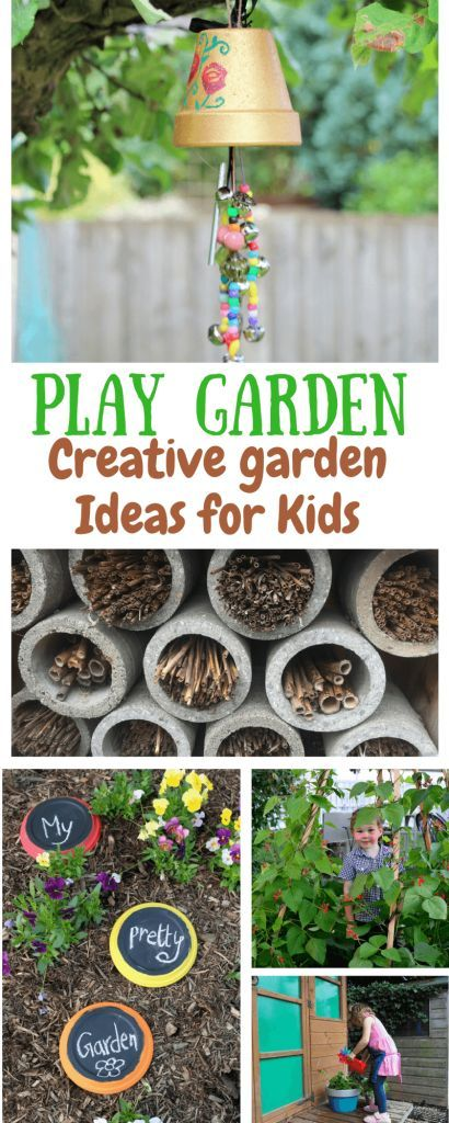 Creative Ideas For A Family Friendly Garden With Images