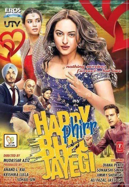 Happy Phirr Bhag Jayegi 2018 Hindi Dvd Rip 1 3gb Download