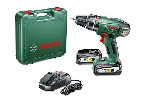 La Top 9 Trapano Avvitatore Batteria Bosch Gsr Professional 12v Nel 2020 Drill Woodworking Tools