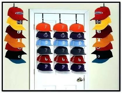 30 Trendy Hat Rack Ideas In 2021 A Review On Varoious Hat Racks Diy Hat Rack Baseball Hat Racks Rack Ideas