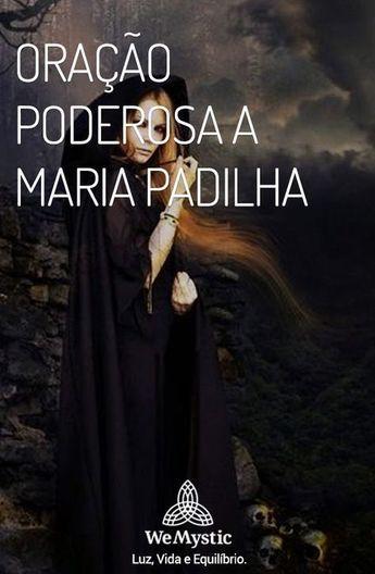 Oracao Poderosa A Maria Padilha Oracao Poderosa Oracao E Oracao