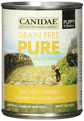 Canidae Grain Free Pure Foundations Chicken Puppy Canned