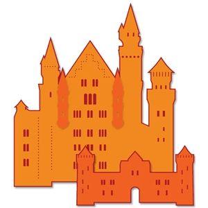 Neuschwanstein Castle In 2020 Silhouette Design Design Store Silhouette Online Store