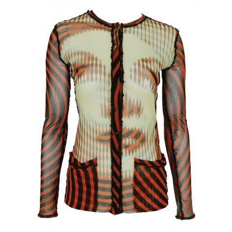 10f01579d6b Jean Paul Gaultier Sheer Botticelli