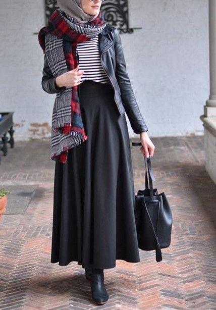 Tesettur Giyim Kis Kombinleri Tesettur Giyim Kis Kombinleri In 2020 Muslim Fashion Hijab Muslim Fashion Dress Muslim Fashion