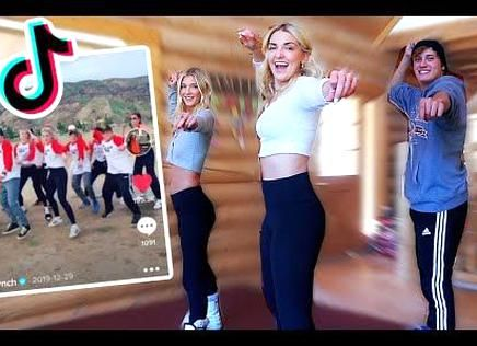 Viral Tiktok Dance Tutorial Tag Team Youtube In 2020 Collection Tutorial Viral
