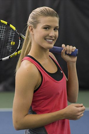 Top 10 Hottest Female Tennis Players 1 Tennis Players Female Tennis Players Tennis