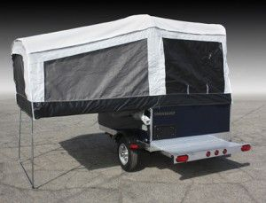 Could Work Tent Campers Tent Camping Glamping