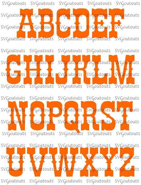 Select Color /& Size Vinyl Decals WESTERN // Cowboy Letter Set Alphabet