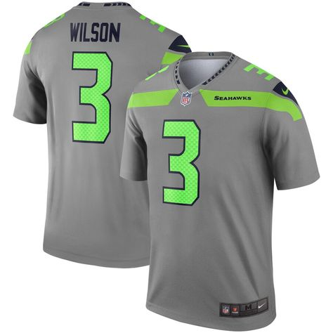 russell wilson jersey mens small
