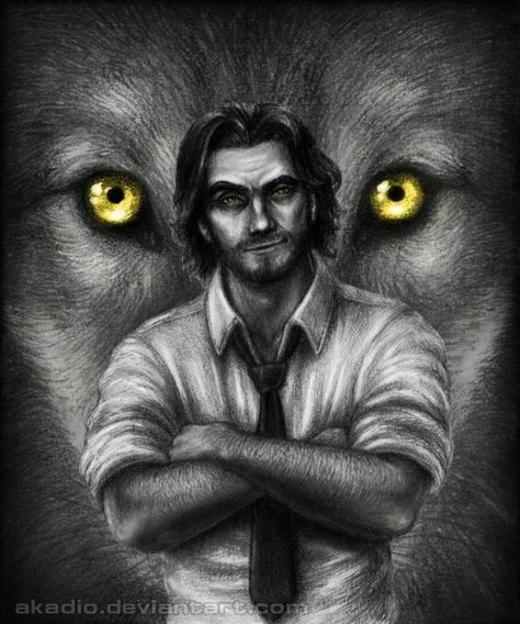 Pin By Olin Marc Seranilla On Wallpaper The Wolf Among Us Werewolf Art Werewolf