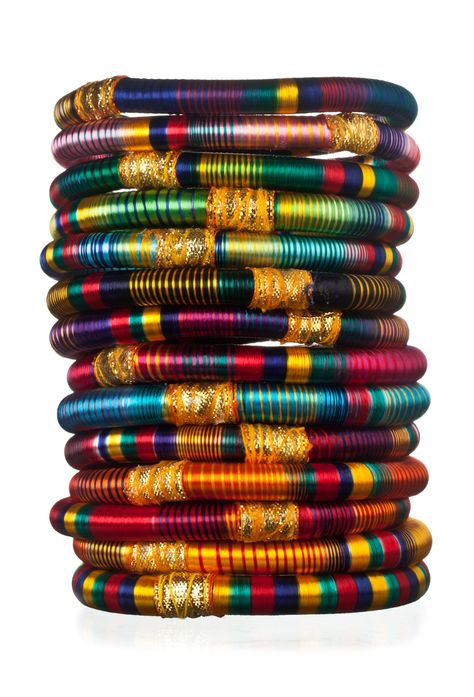 Rosena Sammi bangles...perfect for Cinco de Mayo. Which, should be here before you know it!
